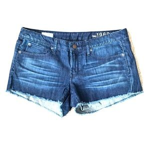 GAP Summer Cut-Offs— NWOT